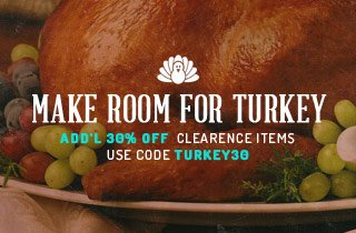 Make Room for Turkey
