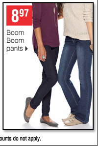 8.97 Boom Boom pants