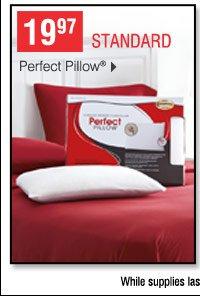 19.97 standard Perfect Pillow