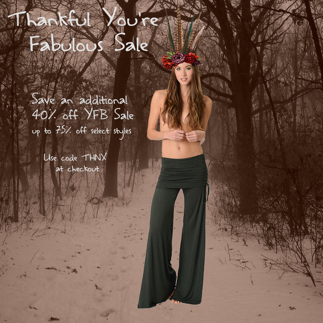 YFB Thanksgiving