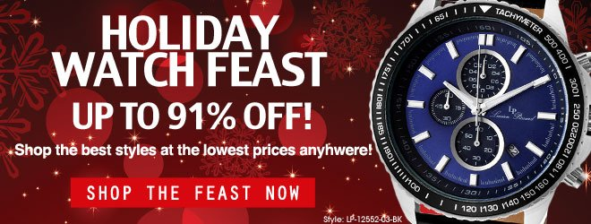 Holiday Watch Feast