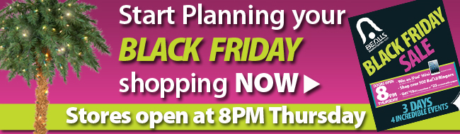 Start Planning your Black Friday Shopping Now