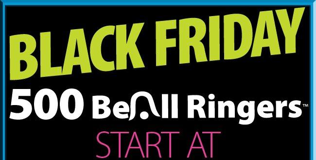 Black Friday Beall Ringers