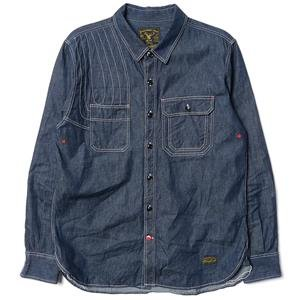 Neighborhood NHMV . Denim / C-Shirt . LS
