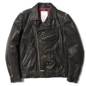 WTaps Riders Jk / Jacket. Leather. Cow
