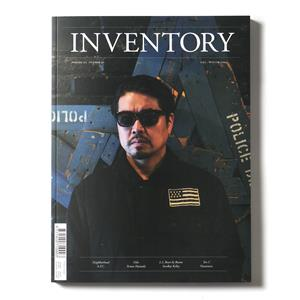 INVENTORY Magazine Volume 05 Number 09 Shinsuke Takizawa Cover