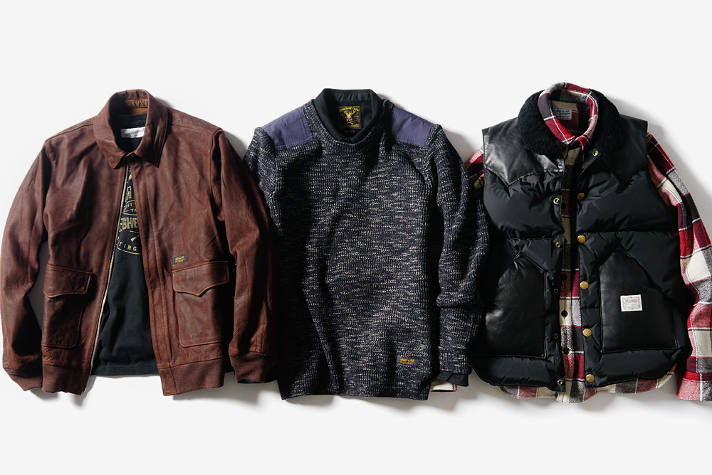 Latest A/W13 Arrivals From NEIGHBORHOOD
