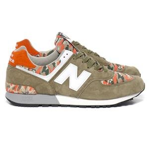 New Balance M576 Camo Pack Olive/Orange