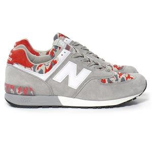 New Balance M576 Camo Pack Gray/Red