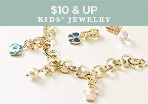 $10 & Up: Kids' Jewelry