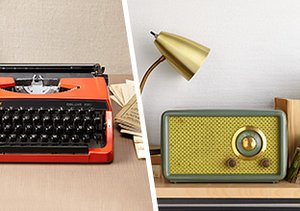 Vintage Office Accessories