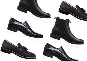$69 & Under: Black Boots, Oxfords & More