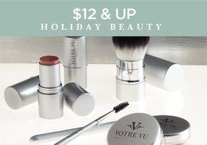$12 & Up: Holiday Beauty