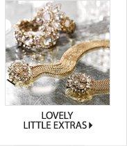 LOVELY LITTLE EXTRAS