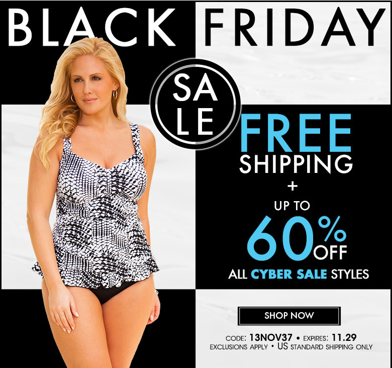 black friday sale: Free Shipping + up to 60% OFF Cyber Sale styles