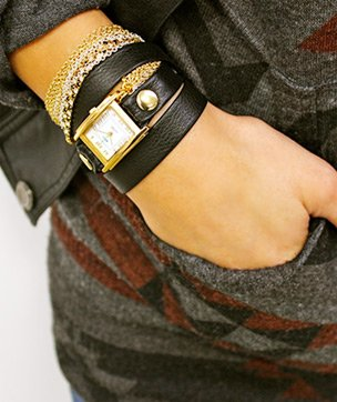 Gatsby Wrap Watch