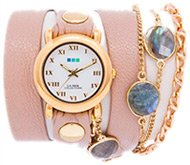 Labradorite Stones By The Yard Wrap Watch