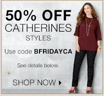 Shop 50% off Catherines Styles