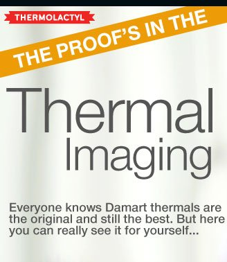 The proof's in the Thermal Imaging