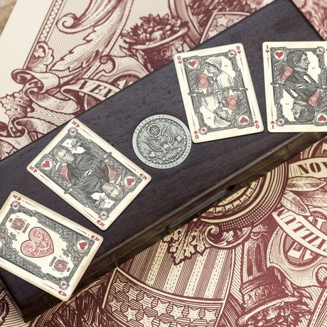 Reserve Note Playing Cards