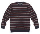 Active Crate Crew Sweatshirt L Burgundy