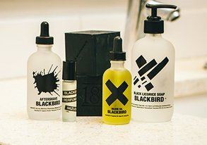 Shop NEW Blackbird: Grooming & More
