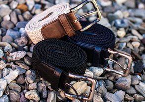 Shop Finishing Touches ft. Woven Belts