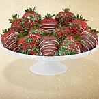 Full Dozen Christmas Strawberries