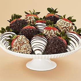 Full Dozen Fancy Strawberries