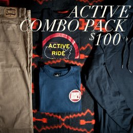 Active Combo pack