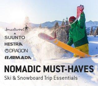 Ski & Snowboard Trip Essentials