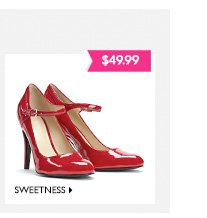 Click here to shop the Sweetness.