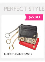 Click here to shop the bleeker card case.