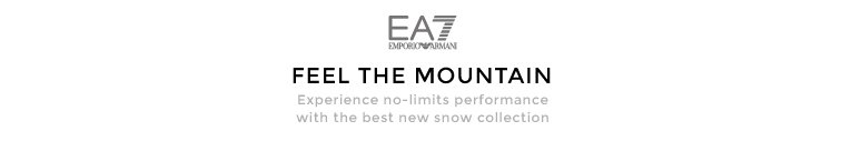 FEEL THE MOUNTAIN - Experience no-limits performance with the best new snow collection