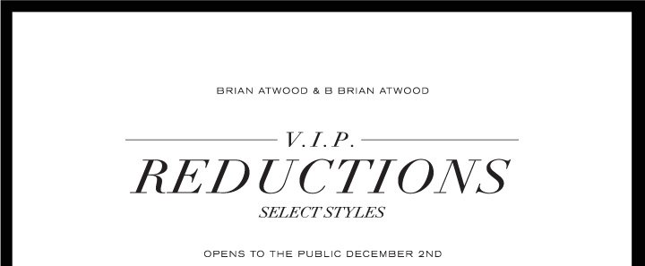 V.I.P.s Only: An Exclusive Event