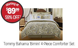 Tommy Bahama 'Bimini' 4-Piece Comforter Set - Starting at: $89.99 - 59% off‡