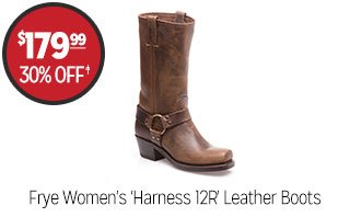 Frye Women's 'Harness' 12R' Leather Boots - $179.99 - 30% off‡