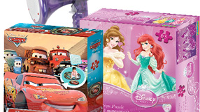 Disney Princesses, Spiderman, Cars and more