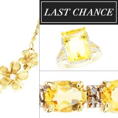 Last Chance: Gold Jewelry from $1