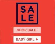 SALE   SHOP SALE: BABY GIRL