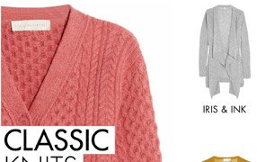CLASSIC KNITS UP TO 65% OFF