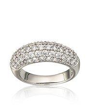 Maeva White Ring