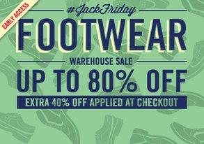 Shop EARLY ACCESS Sale: Footwear