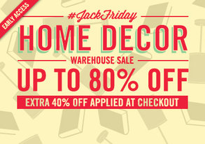 Shop EARLY ACCESS Sale: Home Decor