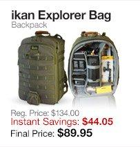ikan Explorer Bag