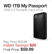 WD Passport
