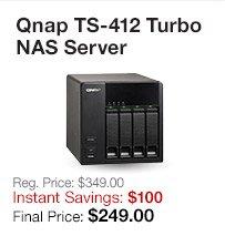 Qnap NAS Server
