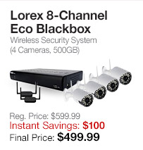 Lorex Security System