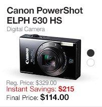 Canon ELPH-530