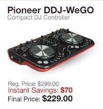 Pioneer DDJ-WeGO